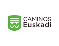 Caminos Euskadi Identity