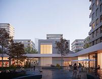 Urban Redevolupment Plan   Opus Architecture