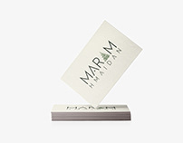 Business Card - Maram Hmaidan
