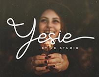 Free Yesie Script Font