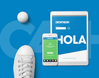 Decathlon tool for store managers
