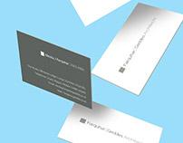 Farquhar Geddes Architects Branding