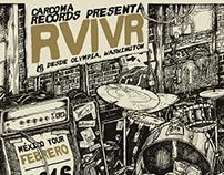 RVIVR mexico tour