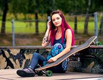 Hippie Habits and longboarding - Bielsko-Biała