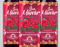 Rose Juice Packaging Design