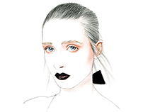 Giles AW 15 Beauty