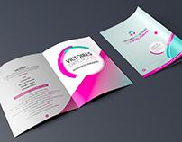 Création d'identité et supports print/web/motion design
