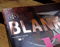 Blank Publication - Issue 1