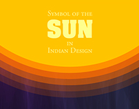 Symbol of the SUN in Indian Design | Infographic
