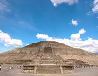 City of Gods - Teotihuacan Mexico
