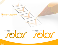 SOLAR TEST - BRANDING