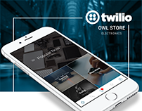 Business to Client Communication: Store Mobile App