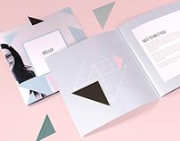 Personal Manifesto - Printed Booklet