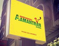 Aamantran Kitchen - Branding