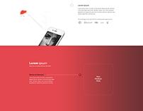 Multipurpose PSD Website Design