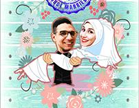 wedding poster