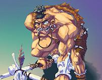 Caveman (CDQ Design Challenge 50)