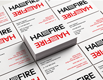 Halfire Entertainment Rebrand
