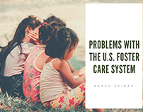 Nadav Zeimer | Problems with the Foster Care System