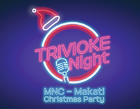 Trivioke Night: Monde Nissin Corporation Christmas
