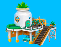 plant houses