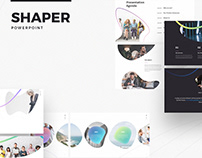 Free Shaper Presentation Template