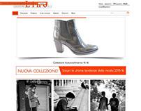 www.calzaturediffusionelino.it - sito web