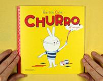 Churro, el conejo (libro #1).