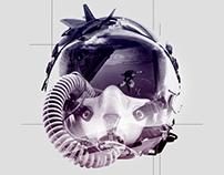 Helmet! Poster Set