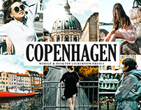 Free Copenhagen Mobile & Desktop Lightroom Preset