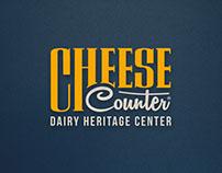 Cheese Counter Logo Design