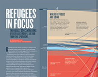 Refugees in focus