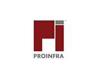 Proinfra Brand Identity
