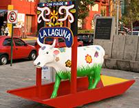 Cow Parade Mexico