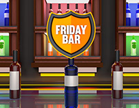 FRIDAY BAR