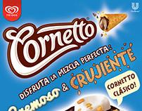 Campaña Cornetto UNILEVER
