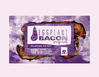 Eggplant Bacon | Packaging