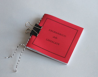 Almanacco_gift for a friend's bachelor