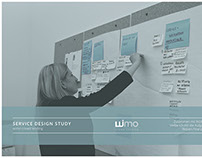 SERVICE DESIGN STUDY | wimo crowd lending