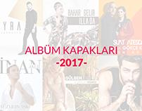 Albüm Kapakları 2017