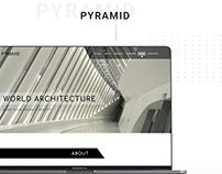 Architecture Agency- Landing Page