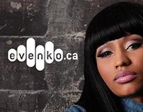 evenko.ca | concept