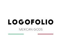 MEXICAN GODS│LOGOFOLIO