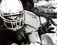 Nike Football: Illustrations