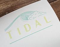 Tidal Bar & Grill // Restaurant Branding