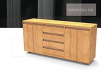 Dimadera - Diseño de Mobiliario