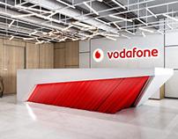 Vodafone office in Kiev