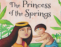 The Princess of the Springs - Barefoot Books