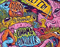 Holy Roar 420 Fest Poster