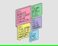 Corporate graphic campaign